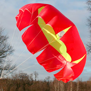 Запасной парашют ParAAvis СП